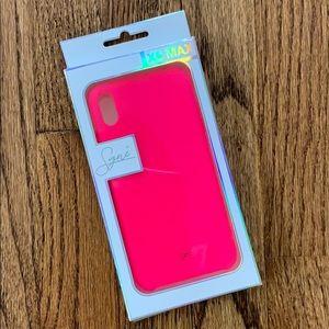 Signe' XS Max phone case